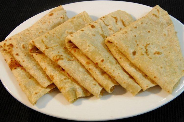 Chapati How to make roti chapati poli Layered roti YouTube