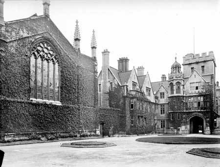 Chapel of Brasenose College, Oxford