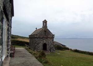 Chapel of St Non History