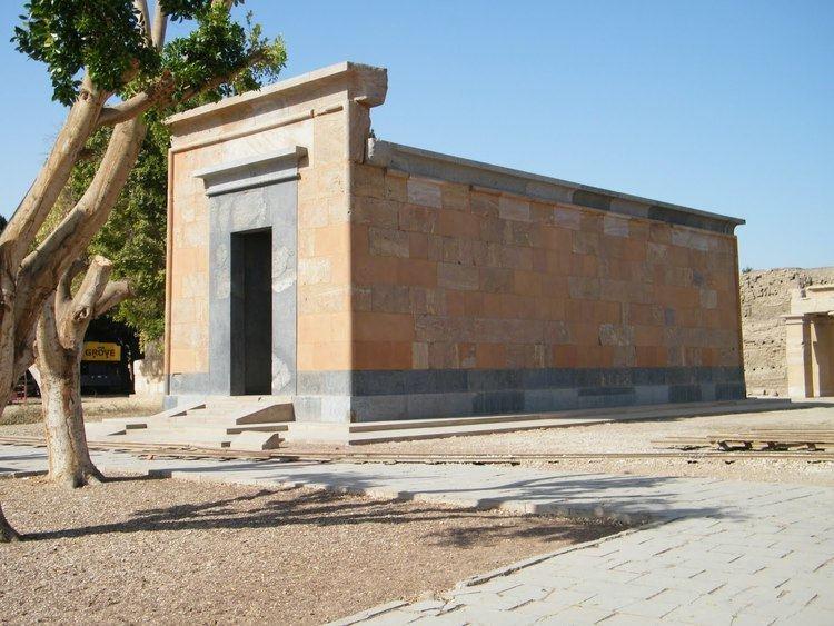 Chapelle Rouge Sylvie Barbaroux Blog Egypte antique voyage histoire ancienne art