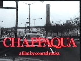 Chappaqua (film) Chappaqua Wikipedia