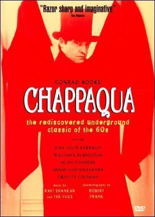 Chappaqua (film) The Allen Ginsberg Project Conrad Rooks Chappaqua