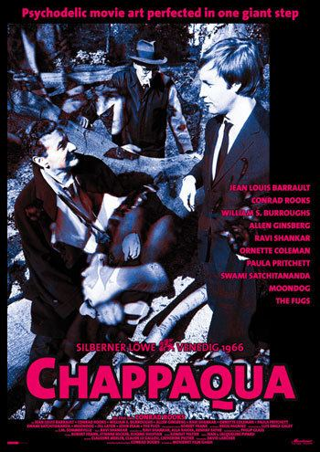 Chappaqua (film) Silent Score for a Sound Movie destination OUT