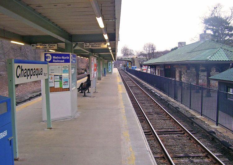Chappaqua (Metro-North station)