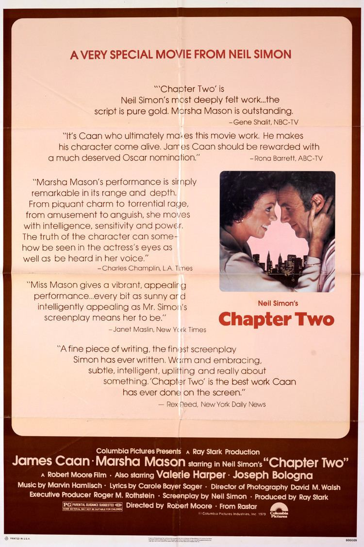 Chapter Two (film) wwwgstaticcomtvthumbmovieposters6p6pv8aajpg