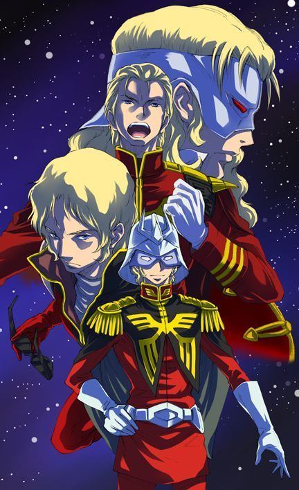 Char Aznable - Alchetron, The Free Social Encyclopedia