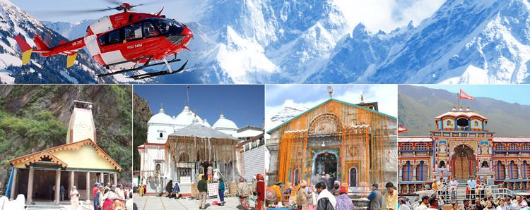 Char Dham Luxury Char Dham Yatra by Helicopter