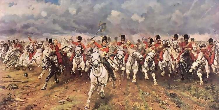 Charge of the Light Brigade English Revision the Charge of the Light Brigade by Mrs Hunt Makewaves