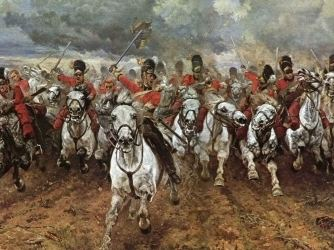 Charge of the Light Brigade The Charge of the Light Brigade 160 Years Ago History in the