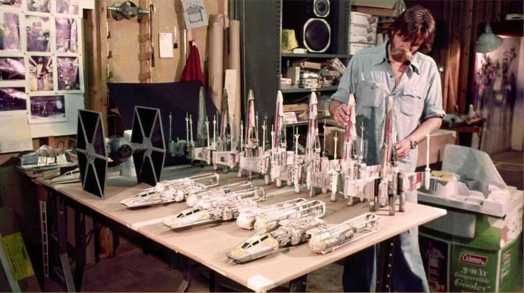 Charge of the Model Ts movie scenes 140 photos have been released featuring Industrial Light Magic s Star Wars model building process from 1977 to 1983 It was awesome going through all of