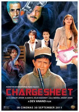 Chargesheet (film) movie poster
