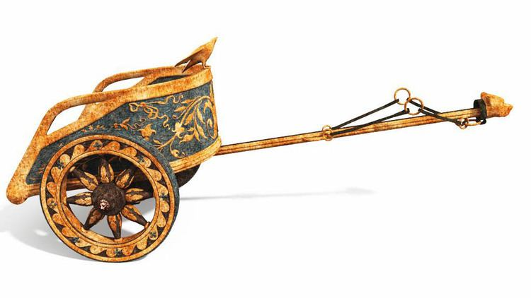 Chariot Roman Chariot