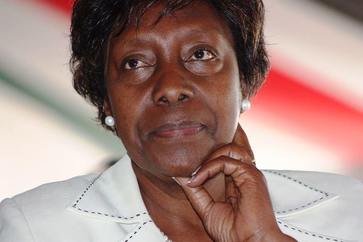 Charity Ngilu Charity Ngilu sacked