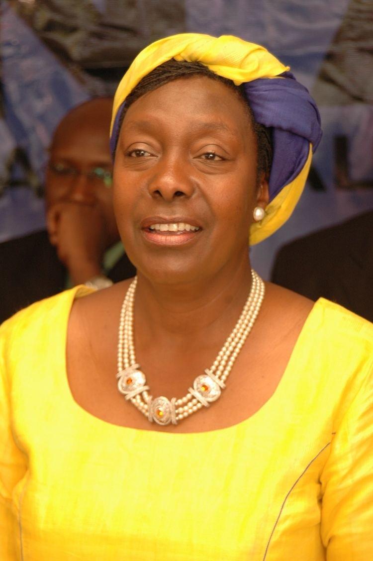 Charity Ngilu KENYA Women Set to Make Their Mark in Politics Inter