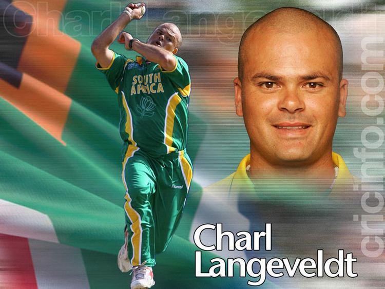 Charl Langeveldt (Cricketer)