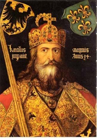 Charlemagne Roman Christendom 28 January the Feast of Emperor St