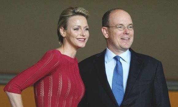 Charlene, Princess of Monaco ROYALTY Monaco royal family news