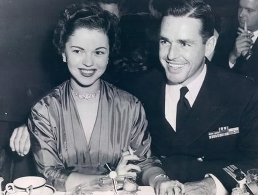 Charles A. Black Charles Alden Black Jr Actress Shirley Temple39s Son