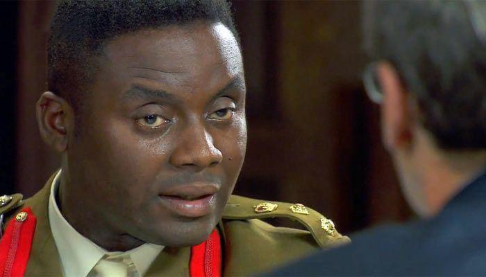 Charles Abomeli Charles Abomeli as Colonel Oduya in Torchwood Black Actors in