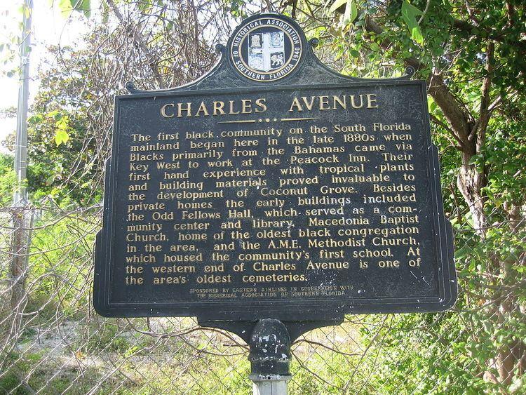 Charles Avenue