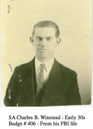 Charles B. Winstead Tickle The WireThe Abrupt and Fearless Character of FBI Special