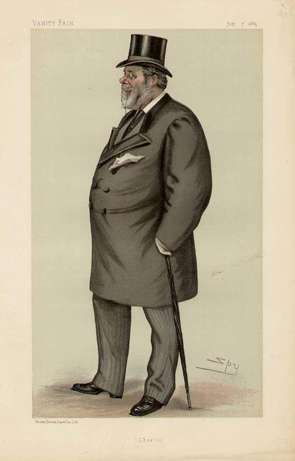 Charles Bateman-Hanbury-Kincaid-Lennox