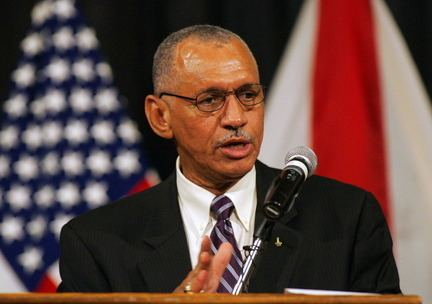 Charles Bolden NASA Administrator Charles Bolden looks to work out NASA