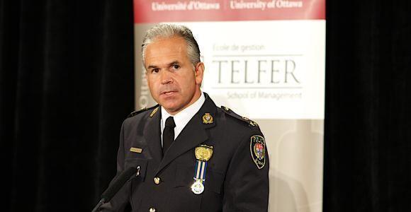 Charles Bordeleau Telfer Alumnus Charles Bordeleau named Chief of the Ottawa