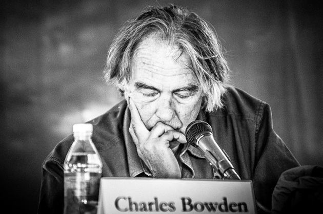 Charles Bowden I Still Livequot A Remembrance of Charles Bowden Mother Jones