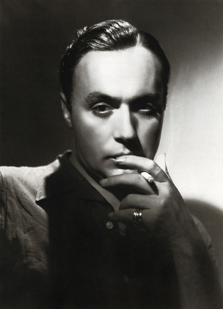 Charles Boyer Picture of Charles Boyer