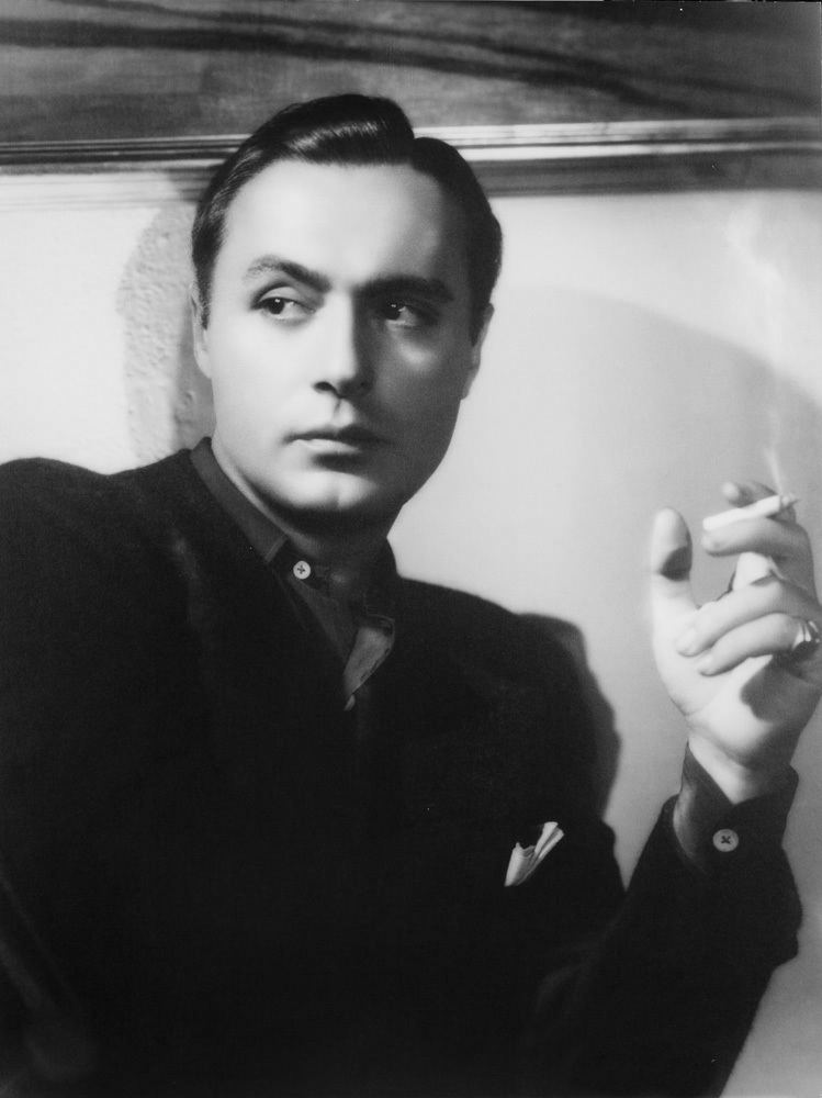 Charles Boyer CHARLES BOYER The Monday Quiz ClassicMovieChatcom