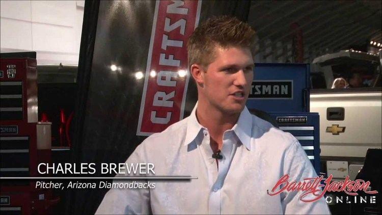 Charles Brewer (baseball) Diamondbacks Pitcher Charles Brewer on BarrettJackson Online YouTube