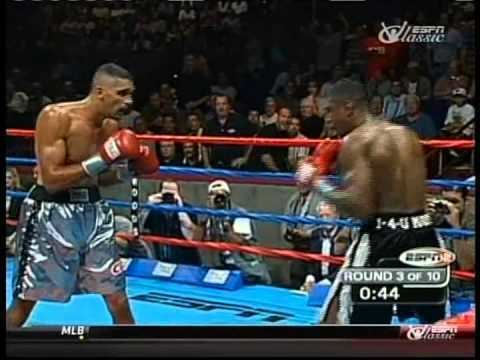 Charles Brewer (boxer) Charles Brewer vs Scott Pemberton YouTube