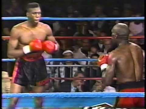 Charles Brewer (boxer) Charles Brewer Danny Mitchell YouTube