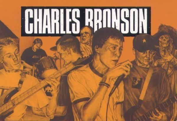 Charles Bronson (band) Charles Bronson DIY MUSIC