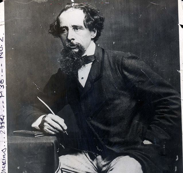 Charles Dickens Charles Dickens manuscript reproduction has brought the writers art