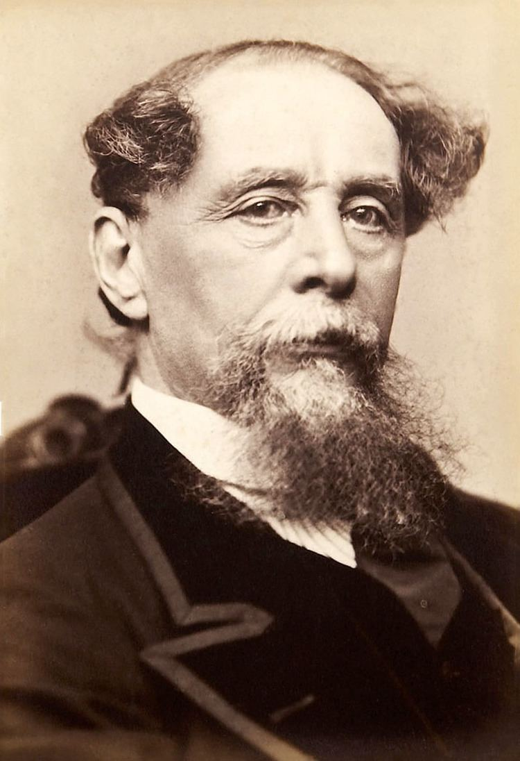 Charles Dickens Charles Dickens Wikipedia the free encyclopedia