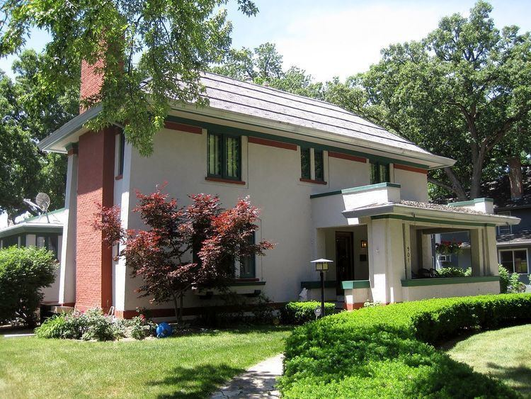Charles E. Swannell House