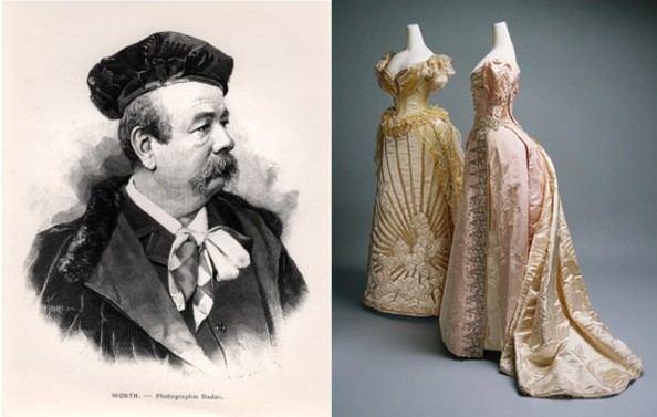Charles Frederick Worth Fashion Influential 46 Charles F Worth 100 Most