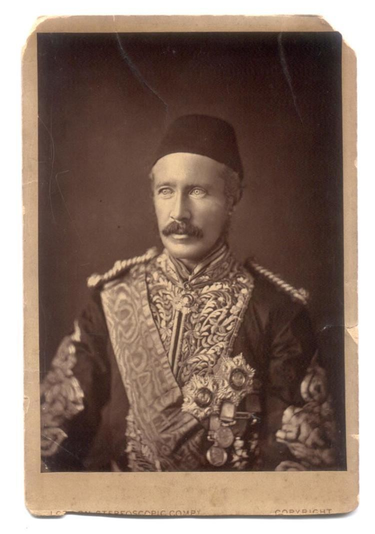 Charles George Gordon Soldiers of the Queen Charles George Gordon Governor
