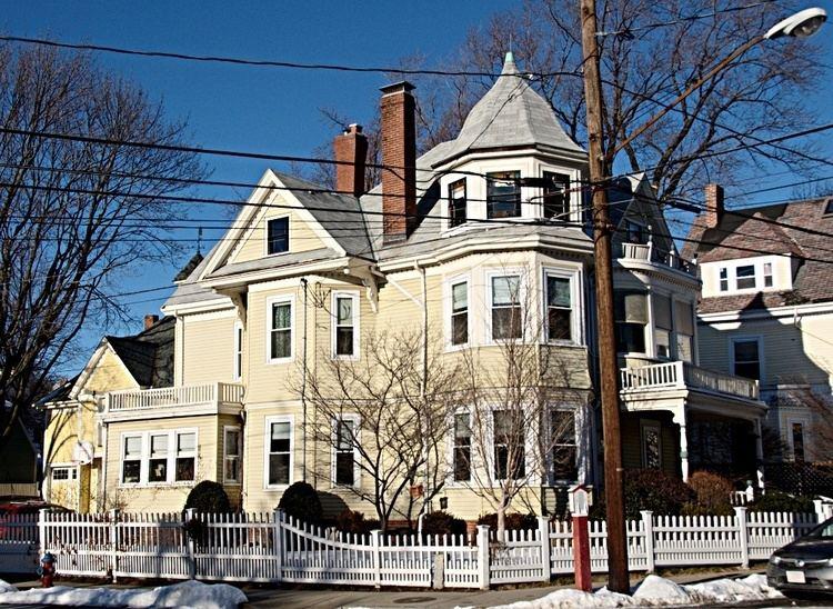 Charles H. Lockhardt House