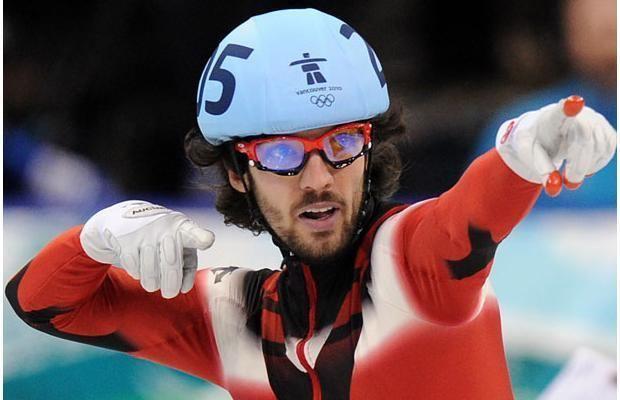 Charles Hamelin Photos Charles Hamelin captures speedskating gold
