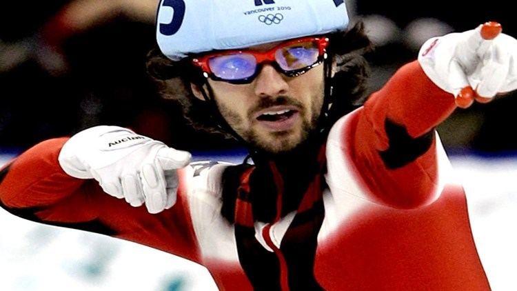 Charles Hamelin Charles Hamelin Wins Gold At Sochi Olympics 2014 YouTube