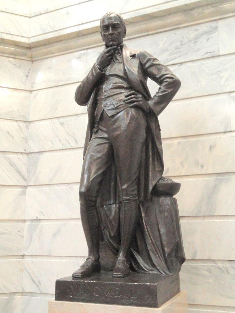 Charles Henry Niehaus FileDr Ephraim McDowell by Charles Henry Niehaus Kentucky State