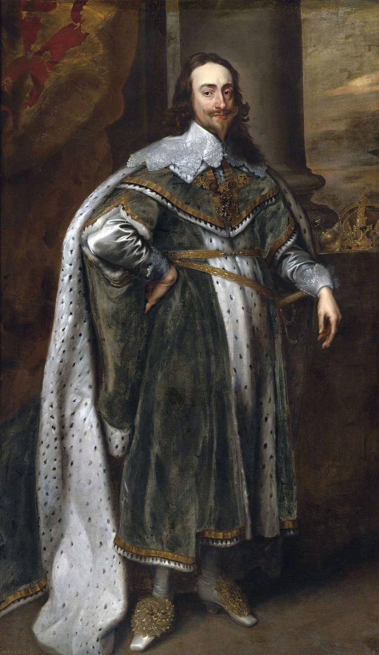 Charles I of England Charles I of England Wikipedia the free encyclopedia