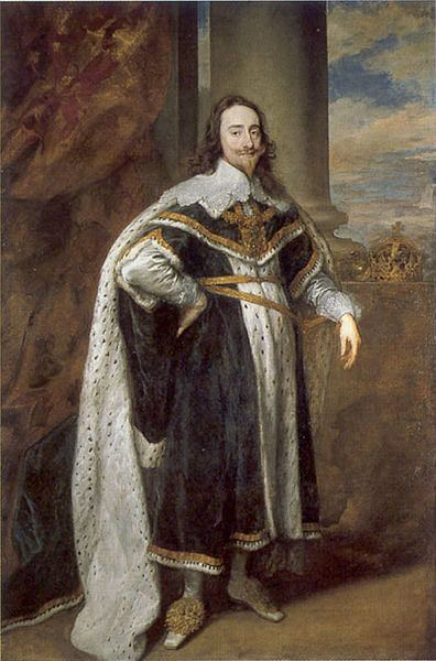 Charles I of England King Charles I of England Biography The King Who Was