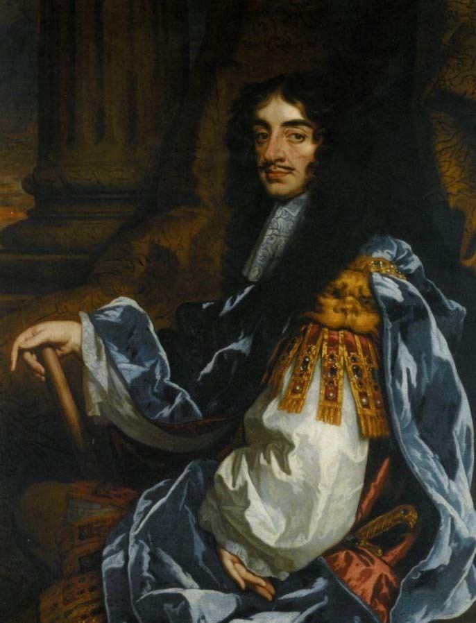 Charles II of England King Charles II of England Holly West