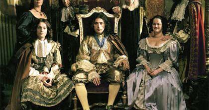 Charles II: The Power and the Passion Charles II The Power the Passion Czech Film Commission
