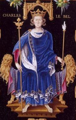 Charles IV of France IV