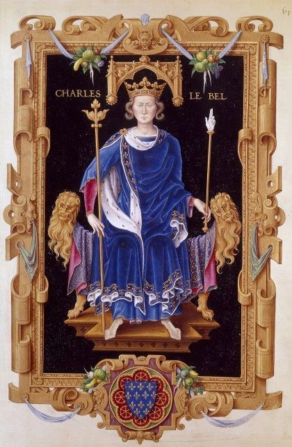 Charles IV of France Charles IV of France Simple English Wikipedia the free encyclopedia